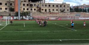Promozione: Mistral Città di Gaeta – Alatri, il goal erroneamente annullato a Marciano (sarebbe stato il 2-0). A noi sembra regolarissimo, a voi? Video di Luciano Buccarello.