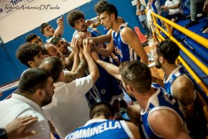 BK Formia – Virtus Cassino, interviste post partita