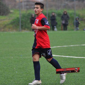 """Under 14 Regionale: la bella e precisa punizione di """"Sasà"""" Iannitti, gaetano d.o.c. (come l'assist man Alessandro Perrone) in forza con il Fondi quest'anno…"""