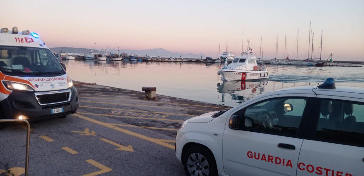 Gaeta: malore a bordo, la guardia costiera salva marittimo 55enne