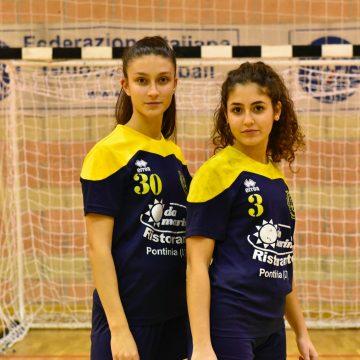 Serie A2 femminile: al via il campionato dell'HC Cassa Rurale Pontinia