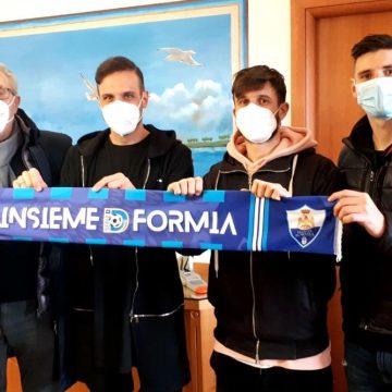 Serie D: tris di acquisti in casa Formia!