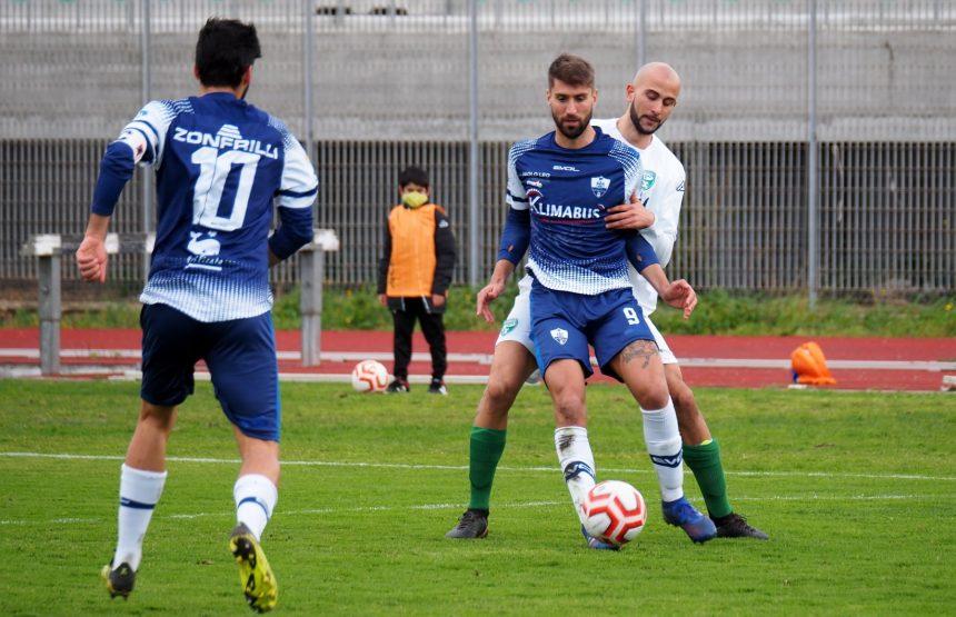 Gomez, il gusto del gol. Il bomber dell'Insieme Formia torna a ruggire e fissa nuovi obiettivi