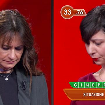 Come promesso: eccovi la performance della gaetana Larissa Albano a l'Eredità con Flavio Insinna.