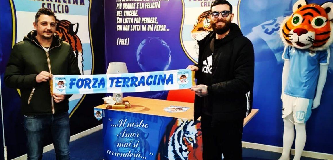 Terracina Calcio: c'è Mastroianni per la difesa