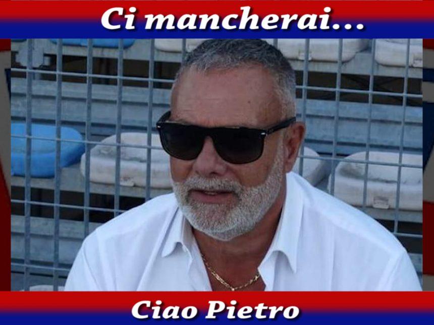 Lutto nel calcio laziale: il d.g. Pietro Peri ci ha lasciati