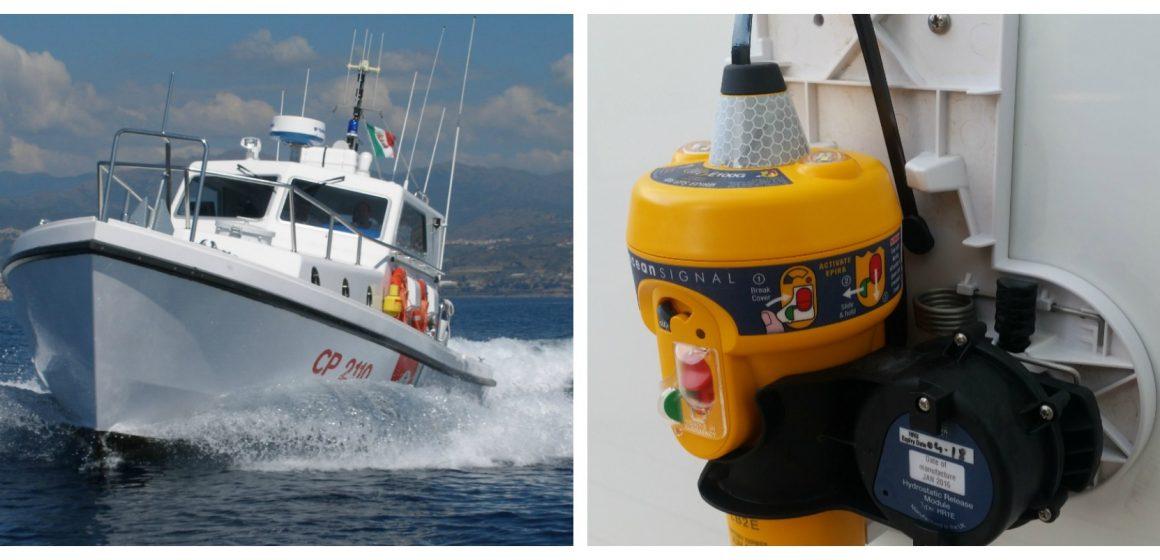 Radio-boa in mare ma l'imbarcazione è beatamente ormeggiata a Formia, comandante finisce nei guai