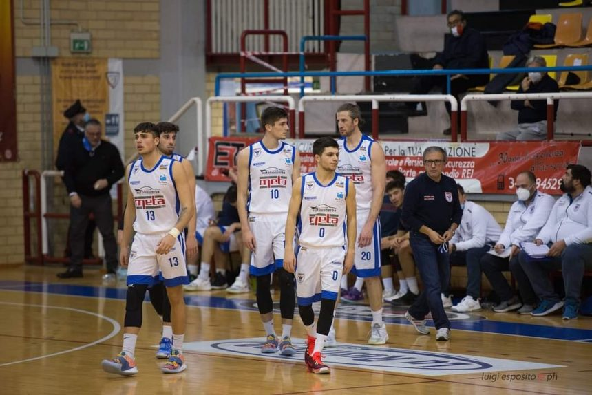 Serie B, il Formia Basketball nel girone meridionale