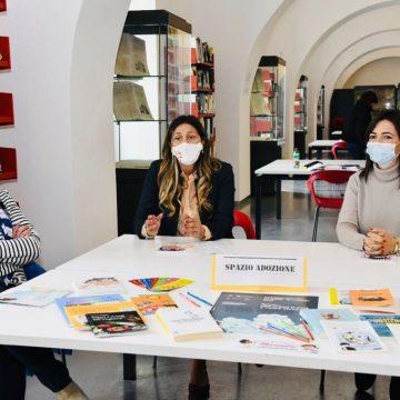 """Inaugurato lo Spazio Adozioni presso la Biblioteca comunale """"Salvatore Mignano"""""""