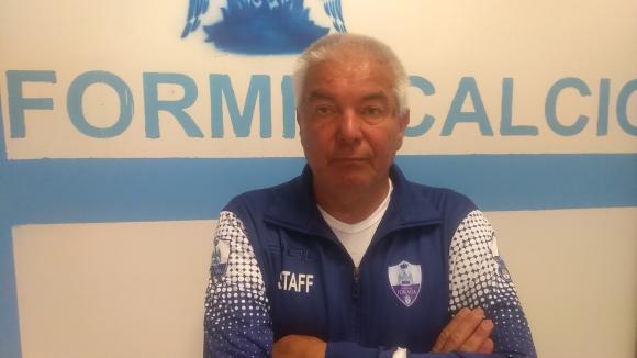 Insieme Formia: mister Amato esulta