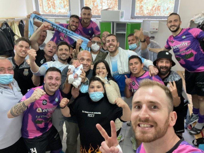 L'Ecocity Futsal incanta il PalaJacazzi con una prova suprema