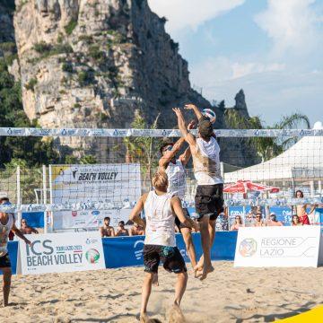 """Beach Volley: A Terracina il """"riscatto dei numeri 2"""": Ceccoli-Carucci e Lantignotti-Michieletto conquistano la tappa dell'ICS Beach Volley Tour Lazio"""