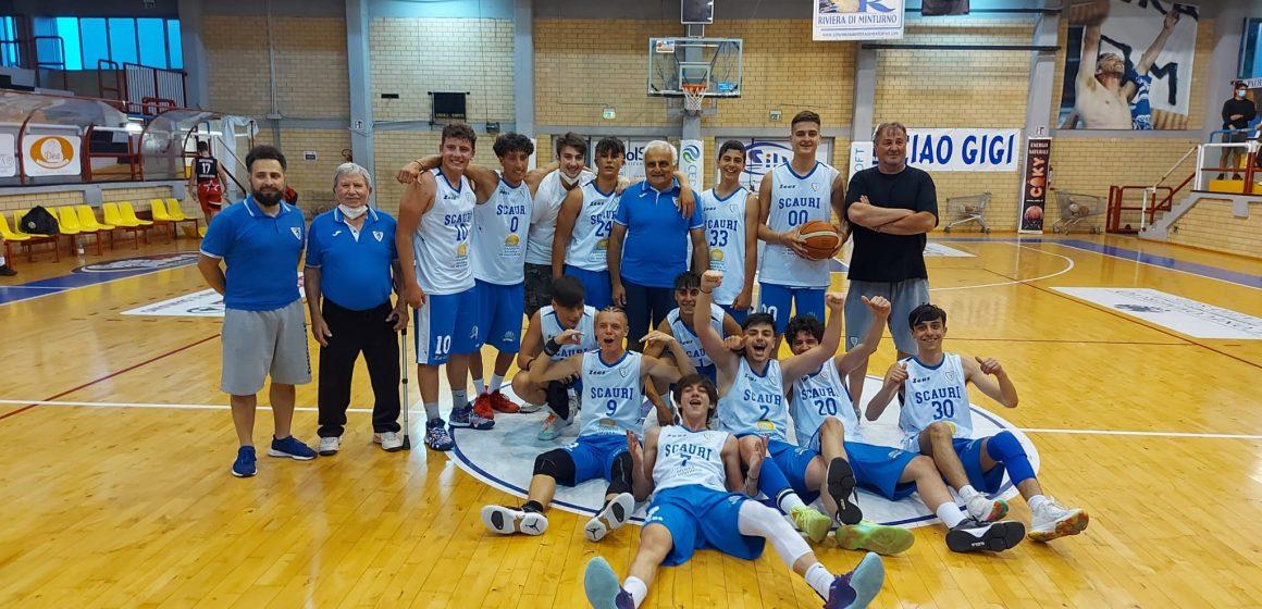 Under 18: Basket Scauri in finale
