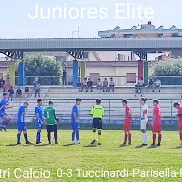 Juniores Elite, ripartenza salutare per l'Itri Calcio