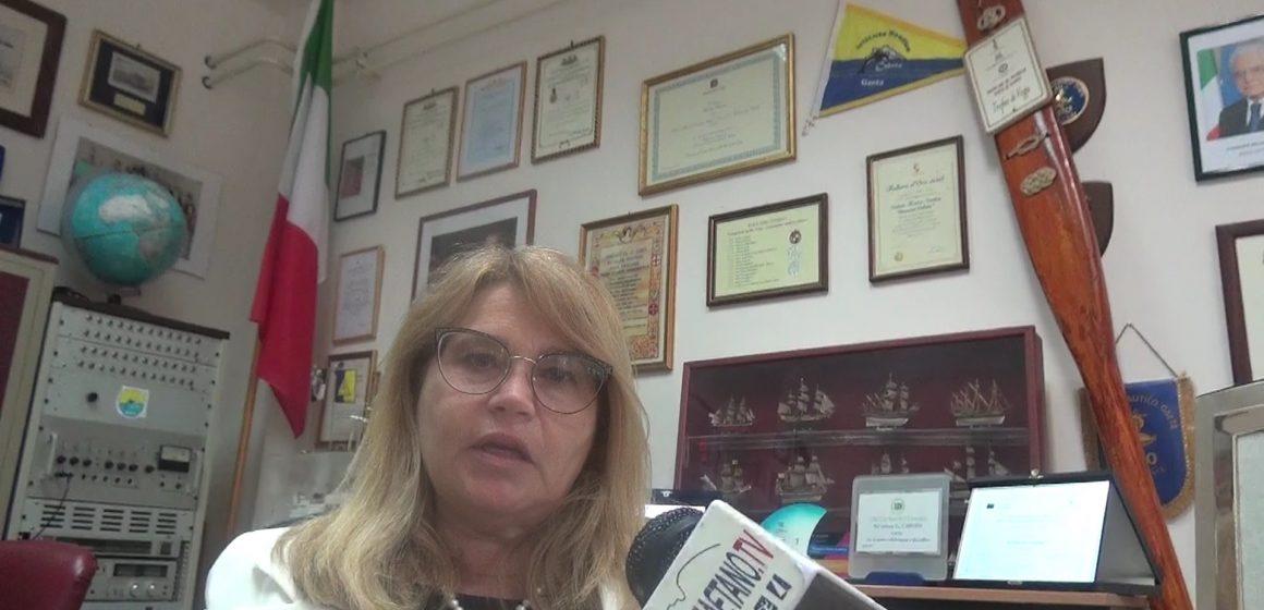 Chiuso l'anno scolastico a Gaeta, microfono aperto per il D.S. Maria Rosa Valente