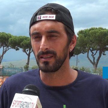 TC Napoli -CT Gaeta, anteprima con Potito Starace