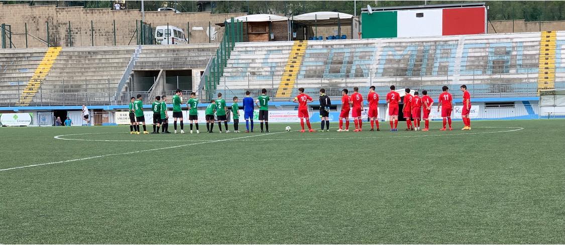 Coppa Provincia, under 14: Il Cassio ha la meglio sul Gaeta