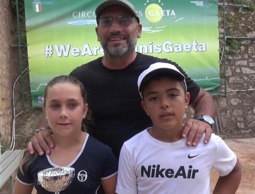 Il titolo regionale nel campionato a squadre categoria under 10 misto approda a Gaeta