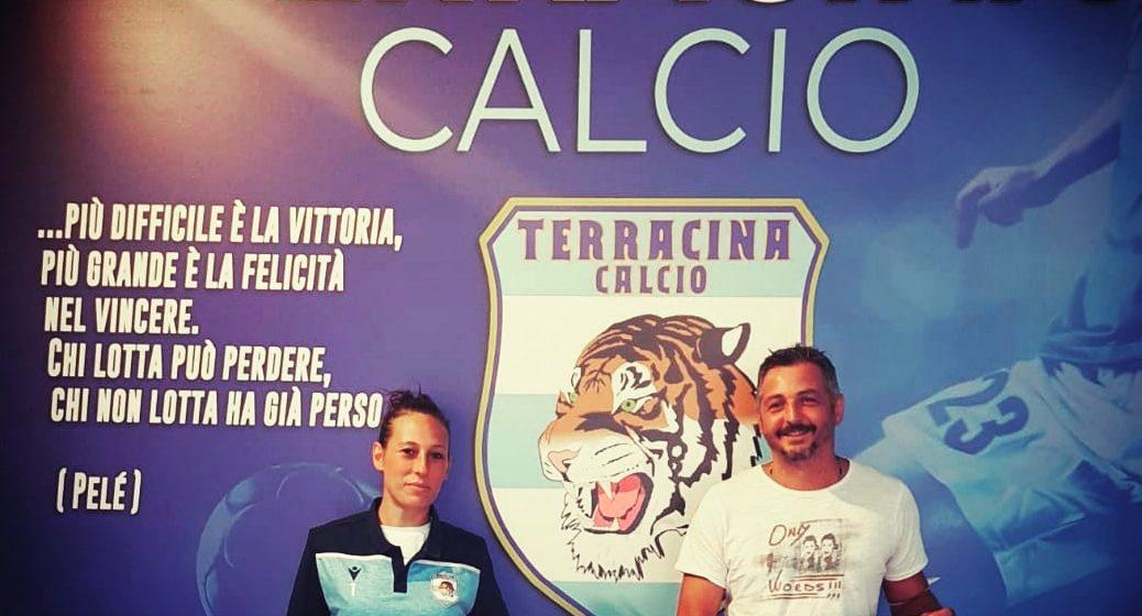 Svolta rosa in casa Terracina Calcio