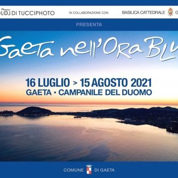 "Paolo Di Tucci presenta….""Gaeta in blu"""