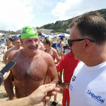 Swimming Paradise Gaeta: Mitrano si migliora!