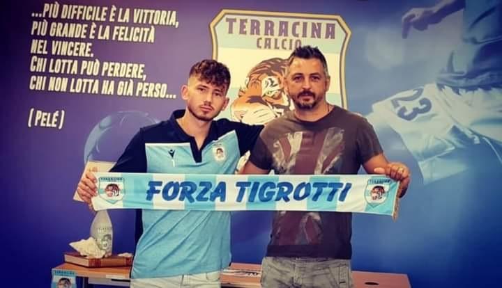 Due giovanotti in arrivo al Terracina Calcio