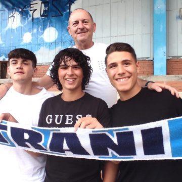Itri Calcio: giovani, avanti tutta!