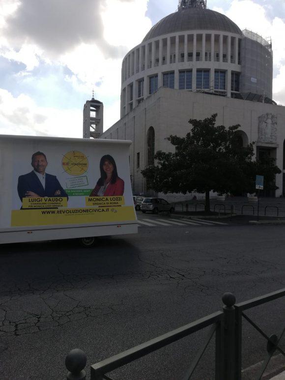 Anche un candidato gaetano nella competizione elettorale di Roma Capitale