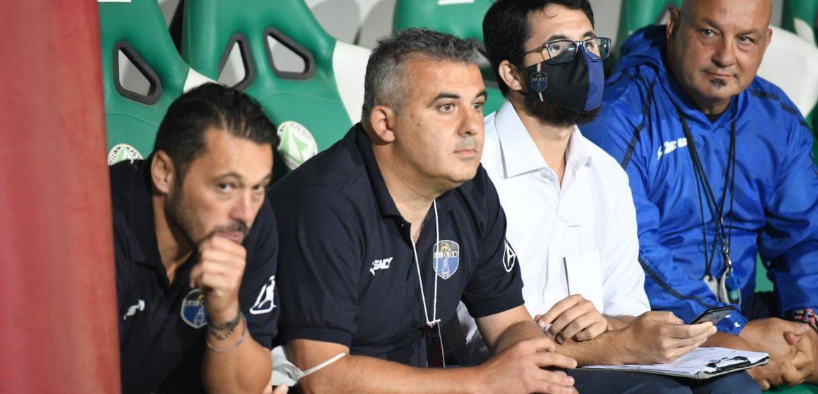 """Latina, Di Donato alla vigilia del match con il Foggia: """"banco di prova,ce la battaglieremo, loro sfruttano gli errori"""""""