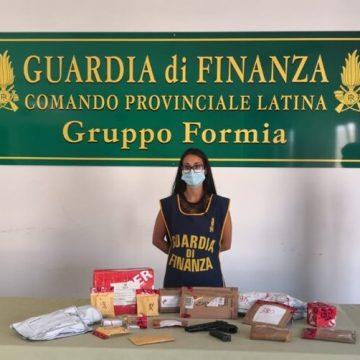 Traffico di stupefacenti nel Sud Pontino: la Guardia di Finanza di Formia sgomina un'organizzazione criminale