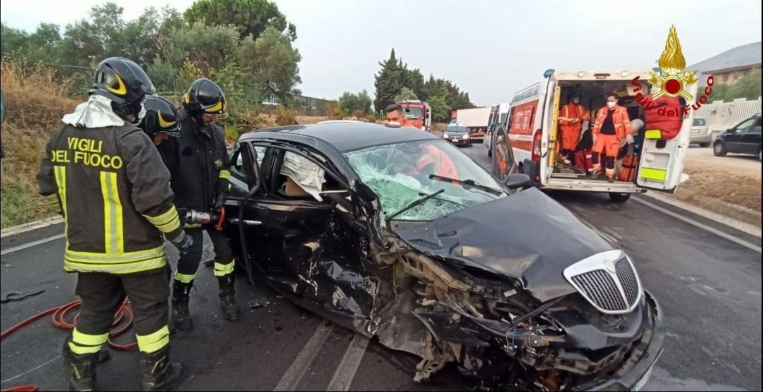 Formia: Grave incidente, 4 i feriti