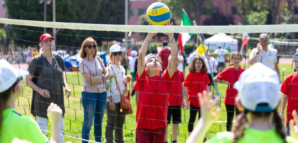 Ripartiamo con il Volley S3. Domenica 26 settembre le feste organizzate dalla FIPAV Lazio e dai CT di Frosinone, Latina, Roma e Viterbo