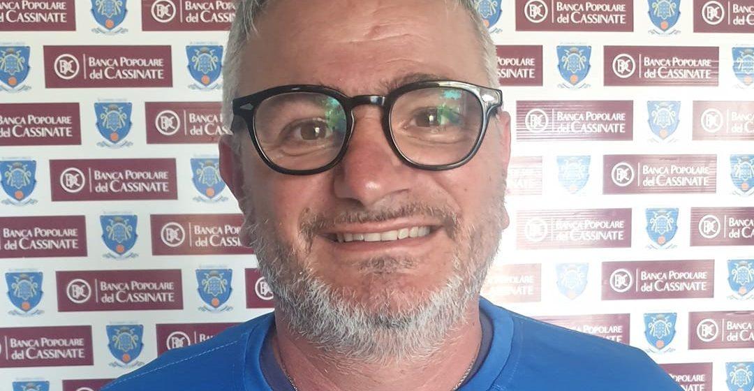 Cassino Calcio: Mister Grossi ha un nuovo Vice