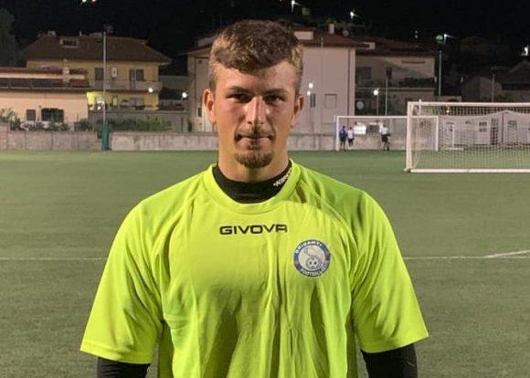Valerio Caso riparte dalla 2^ Categoria