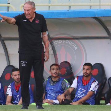 """Foggia, Zeman alla vigilia: """"Latina buona squadra e rognosa. Il pareggio sta sempre stretto e faremo di tutto per vincere"""""""