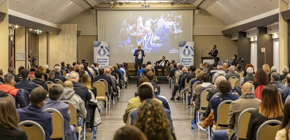 Si alza il sipario sulla stagione 2021-22: l'assemblea FIPAV Lazio per omaggiare la storia e guardare al futuro
