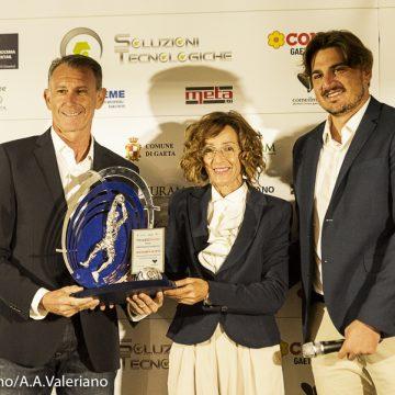"""Premio """"Francesco Anellino"""", commovente Massimo Lotti"""