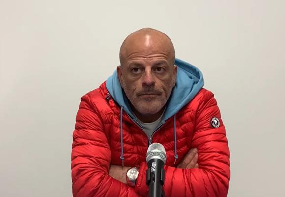 """Il Latina Calcio cade a Vibo Valentia, il d.s. Di Giuseppe:""""non mi è piaciuto nulla, atteggiamento sbagliato. Mancata voglia,fame e concentrazione. Sconfitta meritata, svegliarsi o non andiamo da nessuna parte"""""""