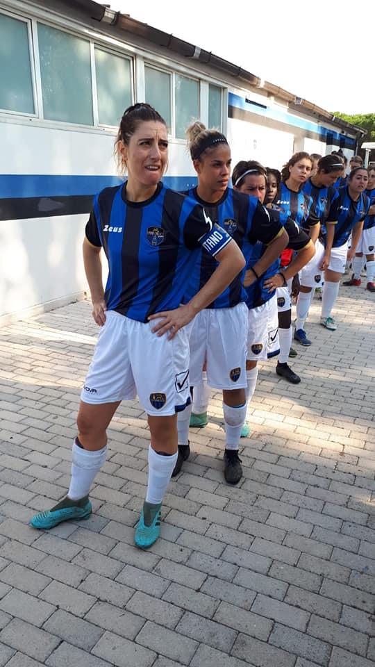 Latina Calcio Women a valanga col Sora