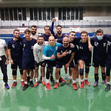 C Maschile: La Serapo Volley Gaeta parte col piede giusto