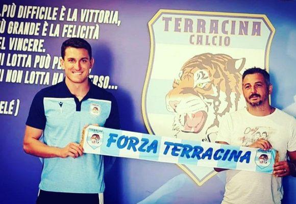Terracina Calcio: 3 calciatori ai saluti